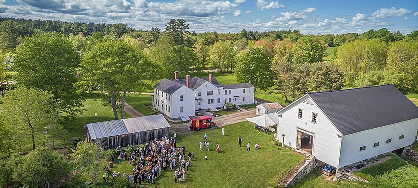 Weddings in Maine