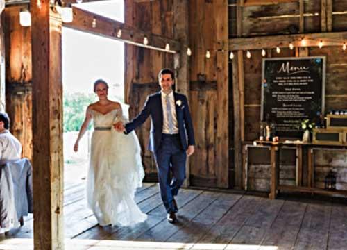 Rustic Weddings at Shady Lane Farm