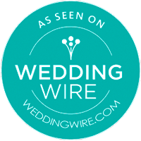 As seen on Wedding Wire.